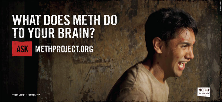 the meth project