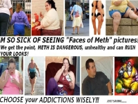 Faces OF FAt VS. faces of meth